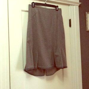 Zac Posen Wool skirt
